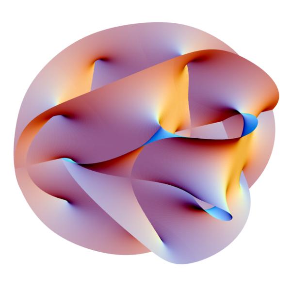 khungẢnh Minh Họa về mô hình siêu dây