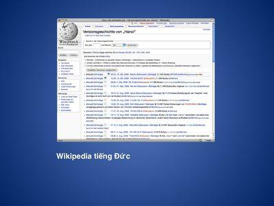 Wikipedia tiếng Đức